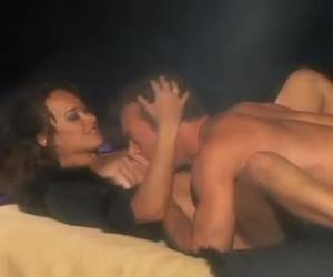 Asia Carrera Milks The Cum From His Cock Onto Her Asian Cunt