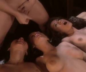 Porn Legend Asia Carrera Gives A Hot Suck And Fuck