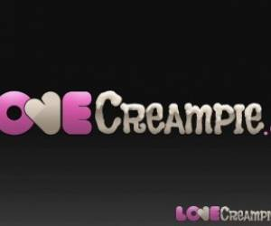Love Creampie Pert Little Cock-loving Nymph Gets Casting Anal Creampie