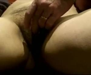 Playing With Her Dripping Wet Milf Pussy