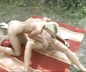 Hot German Lesbian Teen Twins