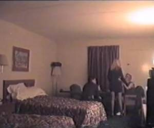 InterracialPlace.org - Mature Wife Uses Strangers In Motel
