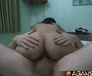 Asian Sex Diary - Two Filipina Babes Getting Big White Cock