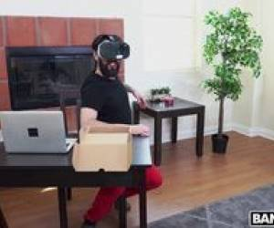 Virtual Reality Jenna Fox Fucks So Real