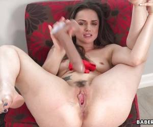 Hot Tori Black Is Using A New Sex Toy