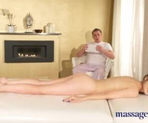 Massage Rooms Sexy Young Nympho Ukrainian Takes A Big Cock Facial