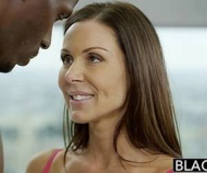BLACKED Fitness Babe Kendra Lust Loves