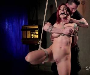 Torture And BDSM Are The Secret Fantasies Of Tied Sophia Locke