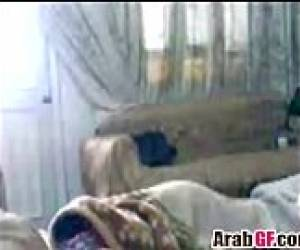 Arab Chick Banged By Horny Friend
