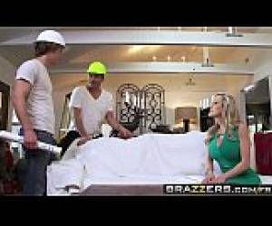 Brazzers - Brandi Love&#039_s The Contractors Brandi Love&nbsp_and&nbsp_Michael Vegas&nbsp_and&nbsp_