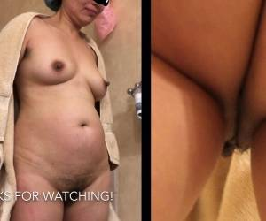 Asian Mature Wife Naked & Close-up Pussy Shot!