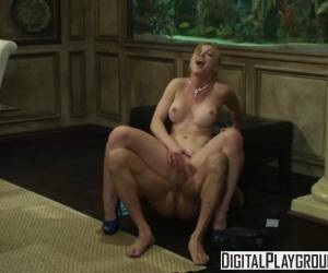 Digital Playground - Naughty Escort Kayden Kross Knows How To Work A Cock