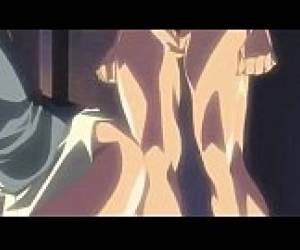 Shy Anime Yuri Titfuck With Cumshot