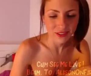 Beam.to Alisonfire Amateur Webcam Babe Masturbating On Twitch 21 2333 Webcam Girl Alisonfire