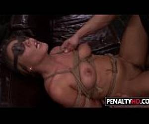 BDSM Humiliation For Teen Mena Li