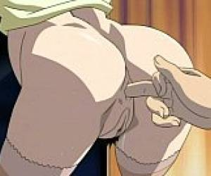 Big Tits Hentai Blowjob XXX Anime Girlfriend Cartoon