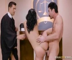 Kristina Rose - Judge, Jury, And Double Penetrator