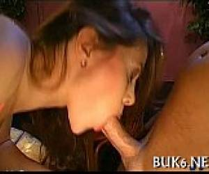 Hotties Get Cumshot Shower