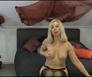 Mature Blonde Babe - See More At Faporn69.com