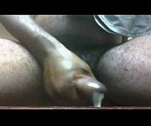 Before Work Male Anal Solo Play